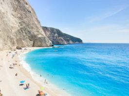 lefkada isola grecia