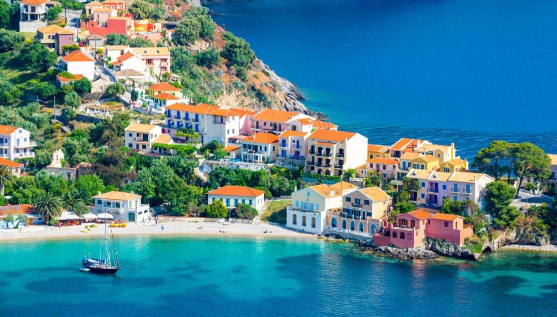 appartamenti, bed and breakfast e hotel a cefalonia - grecia - bed&go